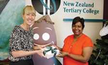 94% of NZTC graduates recommend studying with us